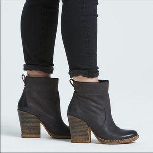 NIB Timberland Marge Short Pull On Boots Nine Iron